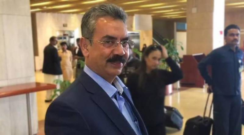 MQM Leader Saleem Shahzad arrested