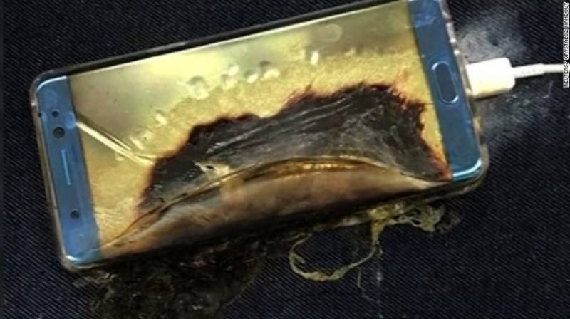 S. Korea to strengthen safety rules after Samsung Note 7 fires