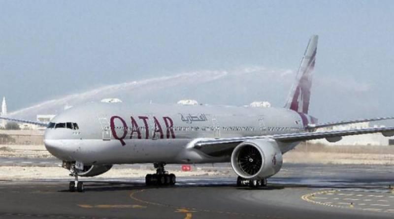 World's longest commercial flight lands in New Zealand