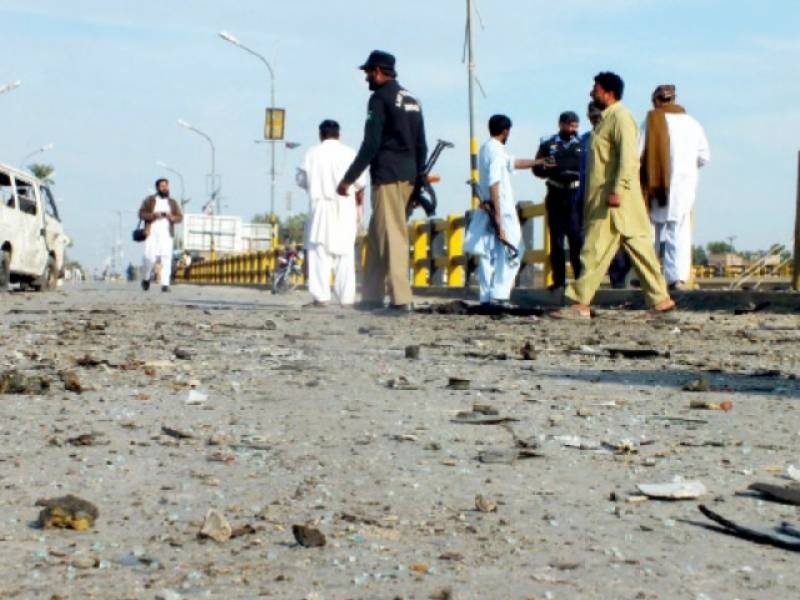 Attack in Bannu, 2 policemen injured