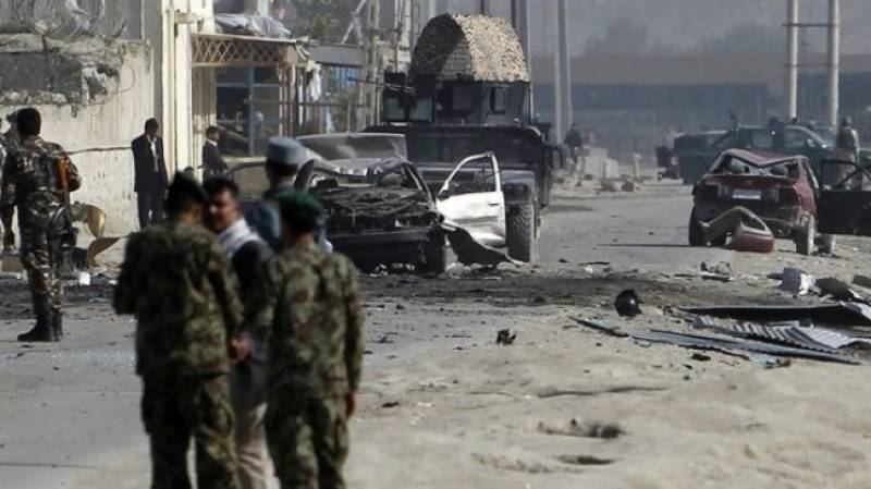Bomb blast outside Kabul Supreme Court leaves 20 dead