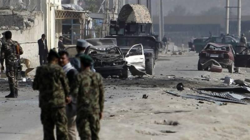 Bomb blast outside Kabul Supreme Court leaves 20 dead