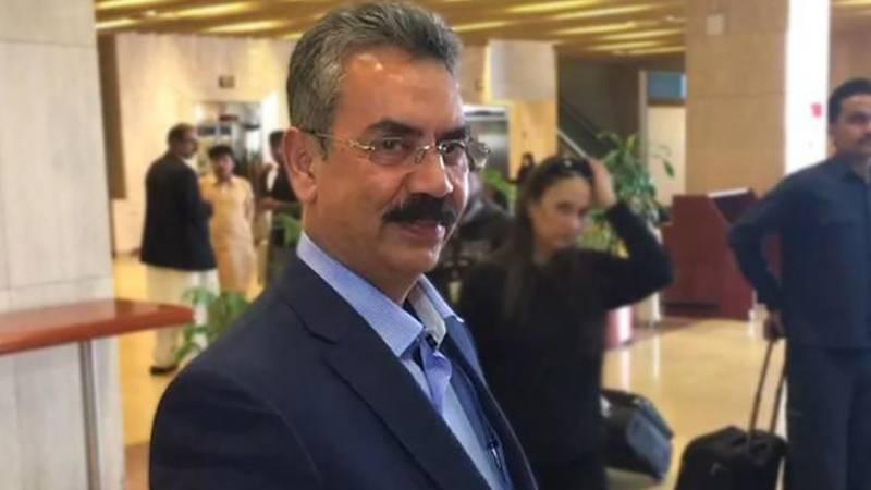 MQM Leader Salim Shahzad send to Jail following ATC orders
