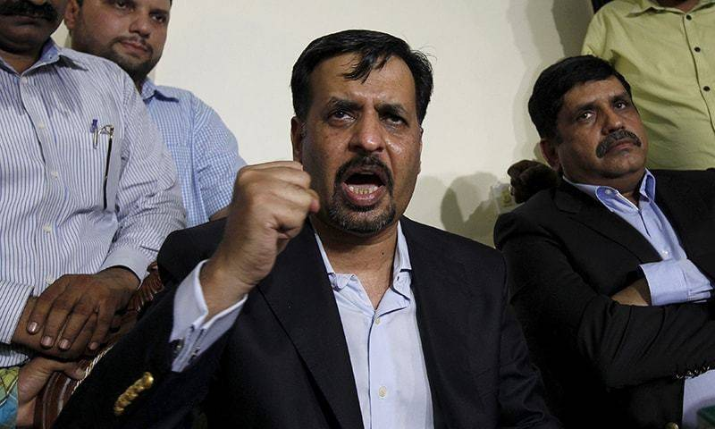 Saleem Shahzad not returned to join PSP: Mustafa Kamal