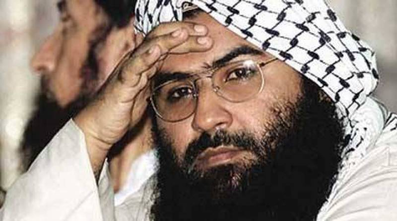 "China blocks US proposal to declare JeM chief Masood Azhar a ""global terrorist"""