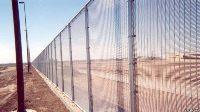 Fishing tech could improve controversial US-Mexico border wall: firm