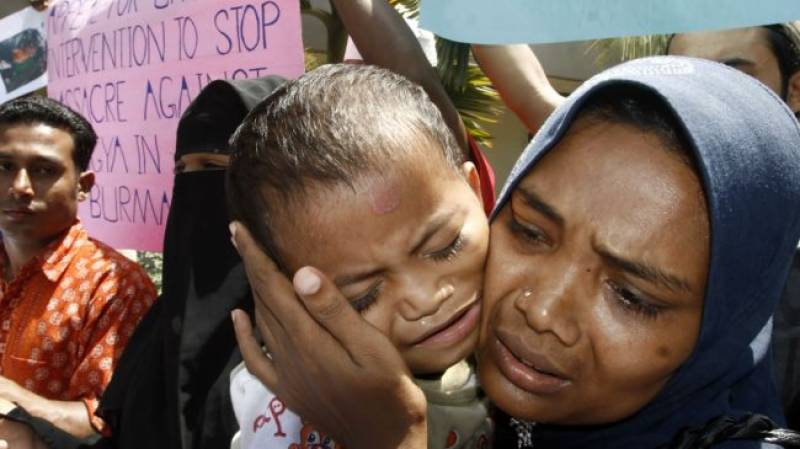 Myanmar crackdown on muslims has so far claimed 1000 lives