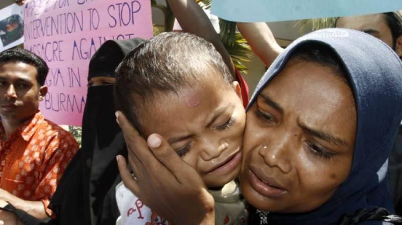 Myanmar crackdown on muslims has so far claimed 1000 lives