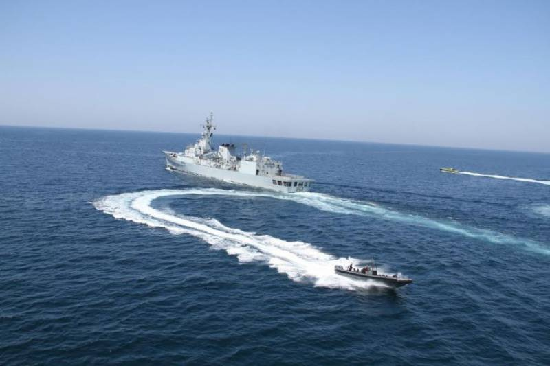 Pakistan to host multinational naval exercise 'AMAN-17'
