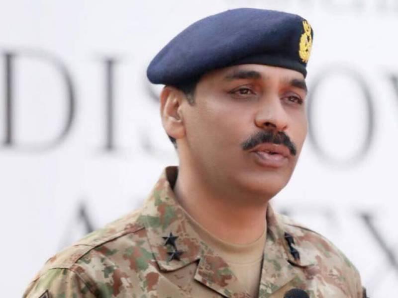 37 Brigadiers promoted to Major General rank, DG ISPR tweets