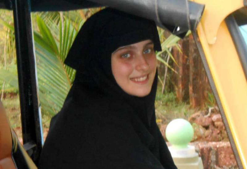Italian parliamentarian's daughter converts to Islam