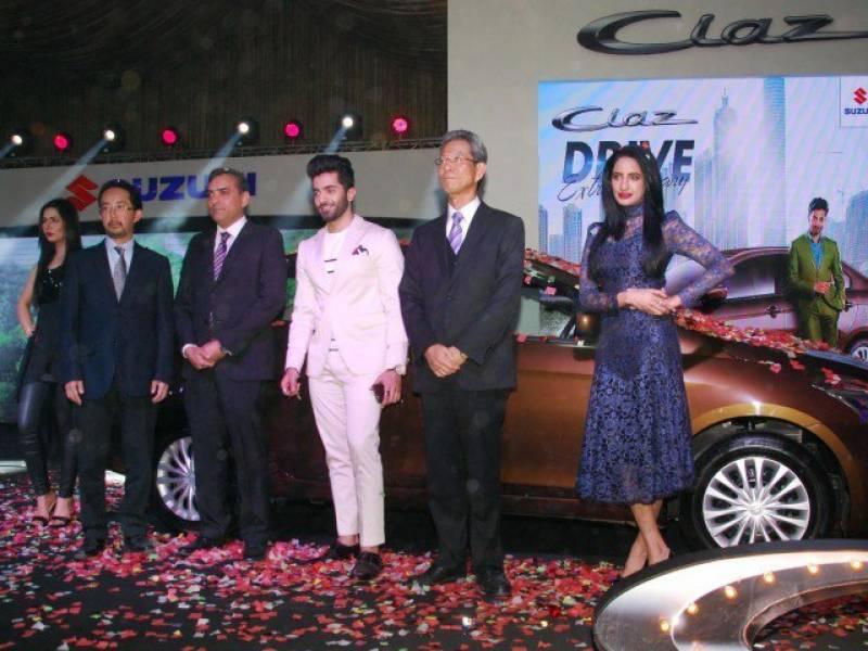 Pak Suzuki launches 'Ciaz', 'Celerio' to replace 'Cultus' soon