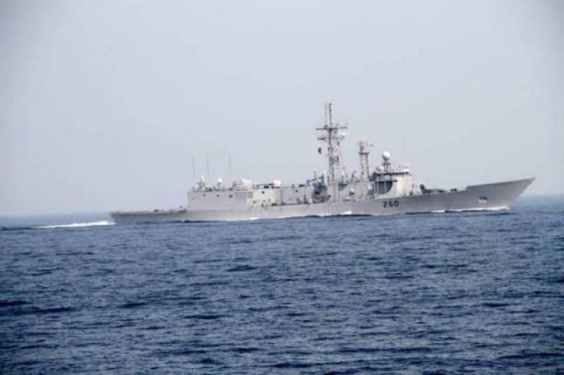 Multinational navy drill 'Aman 2017' starts today