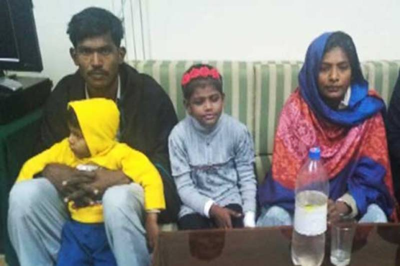 Tayyaba torture case: Victims's father forgives judge and his wife