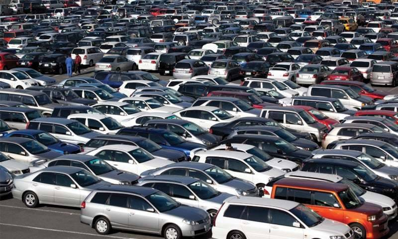 New cars sale falls during last 6-month