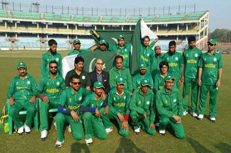 Pakistan to clash with India in Blind T20 WC final