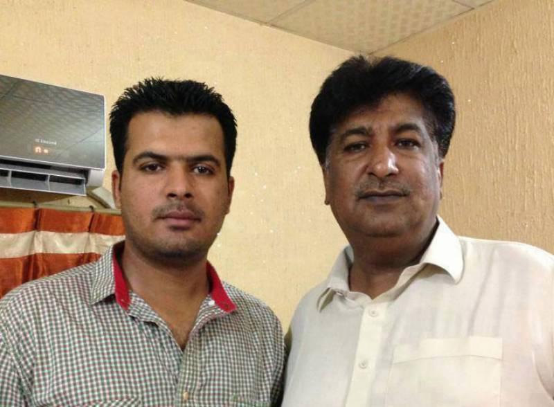 Sharjeel Khan is innocent: father Suhail Khan