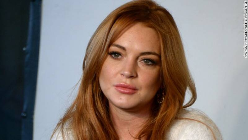 I am feeling scared while returning to US, Lindsay Lohan confesses