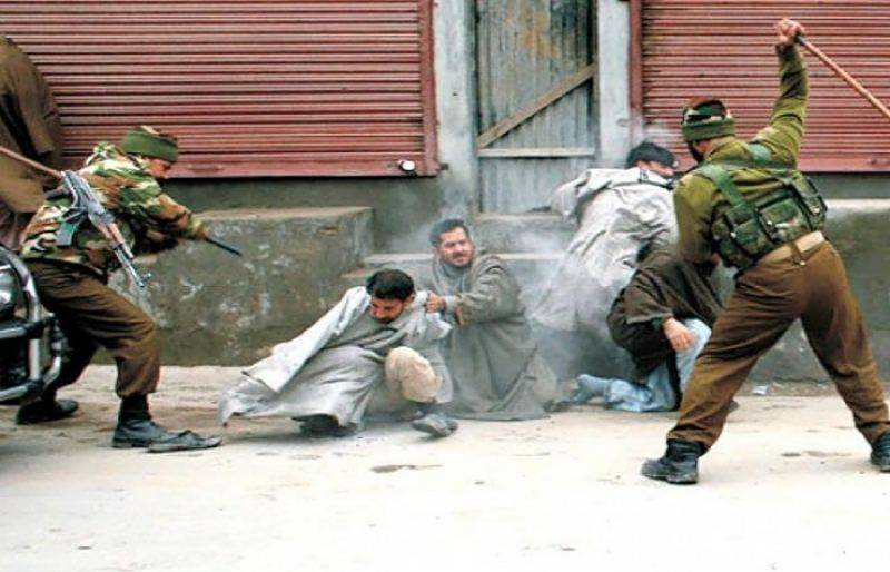 Indian forces kill 4 in Indian Occupied Kashmir