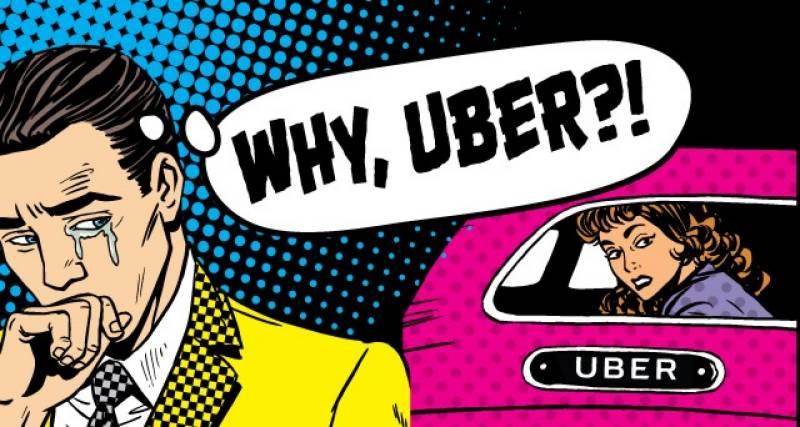 Famous taxi service causes divorce