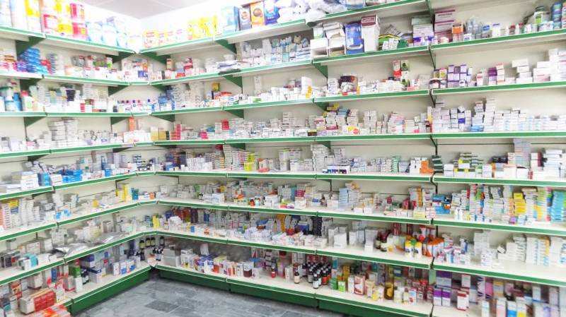 Pharmaceutical manufacturers Association holds strike across Punjab, patients upset