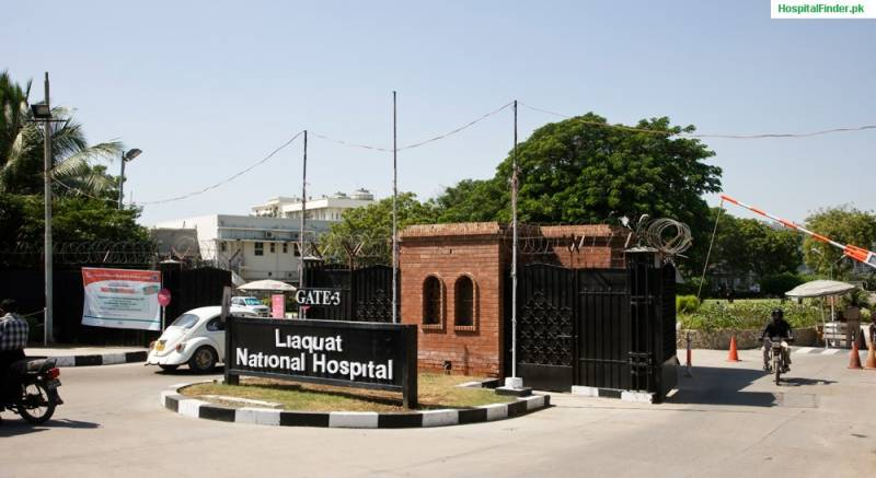 Robbery bid thwarted in Karachi hospital