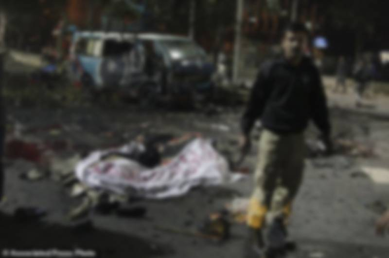Taliban behind Lahore Attack, Daily Mail reports