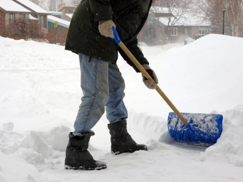 Heavy snowfall may increase heart attack risk for men