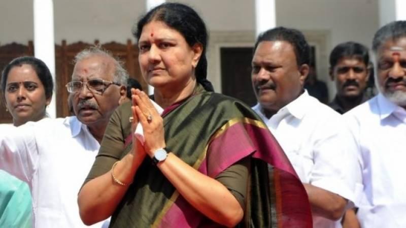 Indian top court convicts Sasikala Natarajan in corruption case