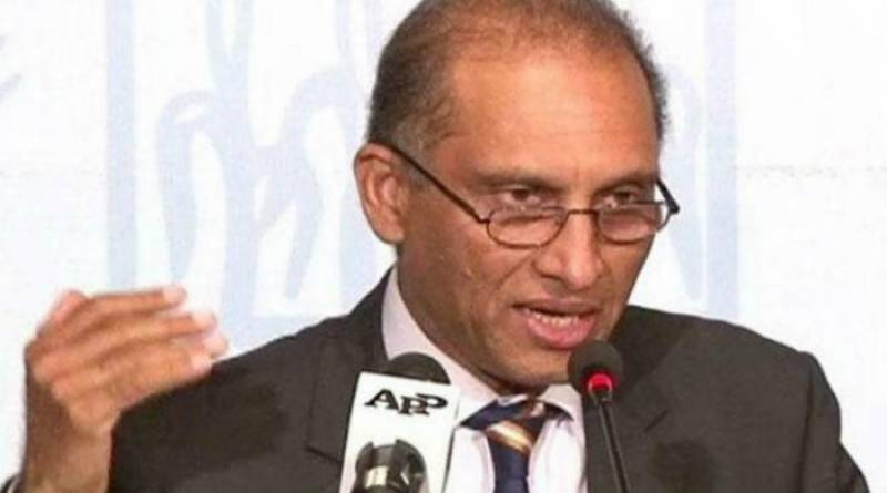 Aizaz Ahmad Chaudhry appointed as Pakistani Ambassador to US