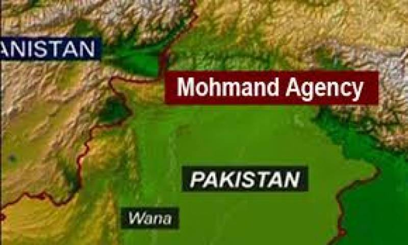 Blast in Mohmand Agency