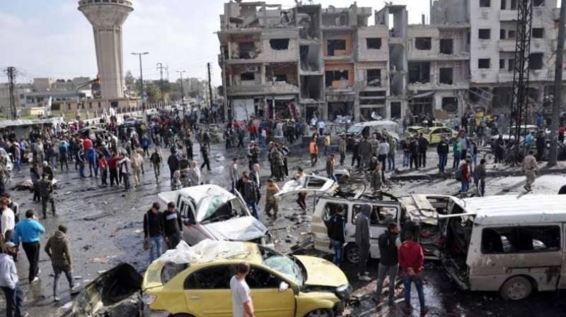 Car bomb blast at Baghdad kills 45 injuring 50