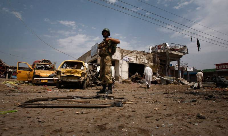Landmine attack on Army Convoy leaves Pak army captain and two soldiers dead
