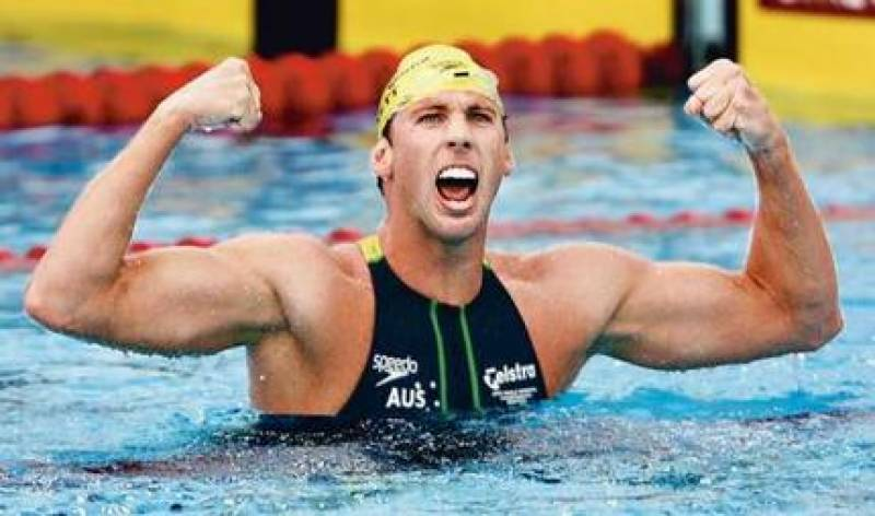 Olympic great Hackett arrested after 'breakdown'
