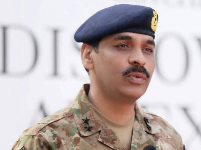 Afghan embassy officials called in GHQ, handed over list of 76 terrorists: ISPR