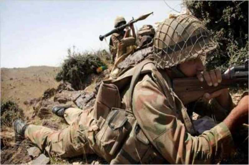 Terrorists attack Pak Army checkpost from Afghanistan, says ISPR