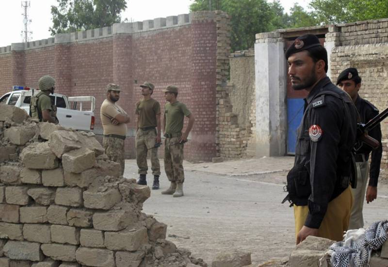 D.I.Khan: Three terrorists killed in encounter with security forces