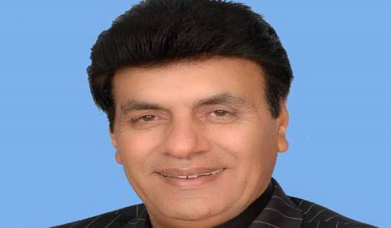 Former MNA Ijaz Chaudhary jailed for three years