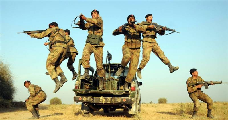 'Pakistan Army wipes out four Jamaat-ul-Ahrar's training camps across Afghan border'