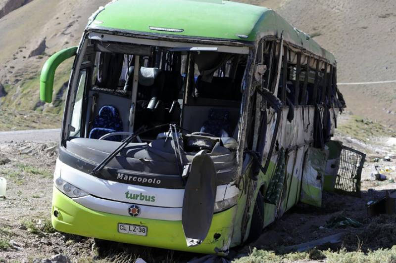 19 killed, dozens injured in Argentina road accident