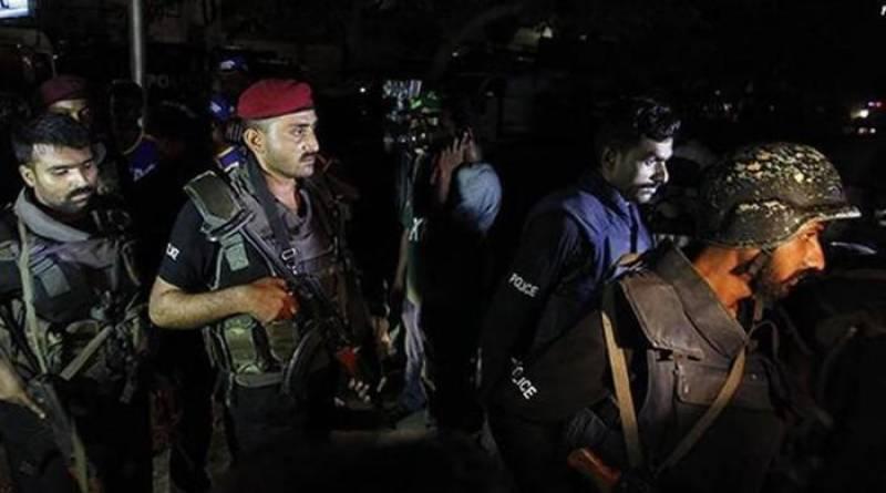 5 terrorists killed in Layyah operation