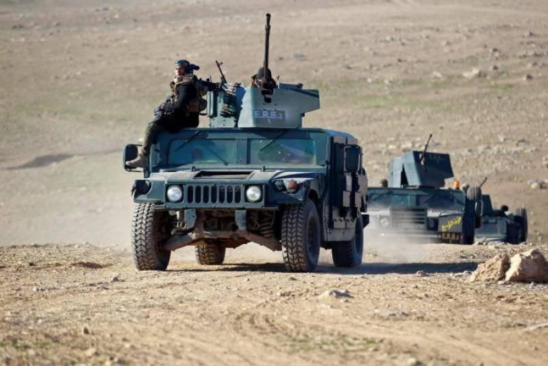 Iraqi forces initiate operation to retake west Mosul