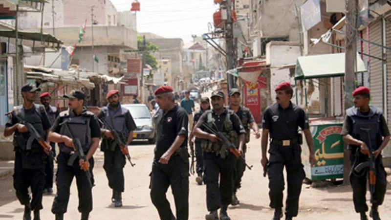 Over hundred suspects arrested in Punjab