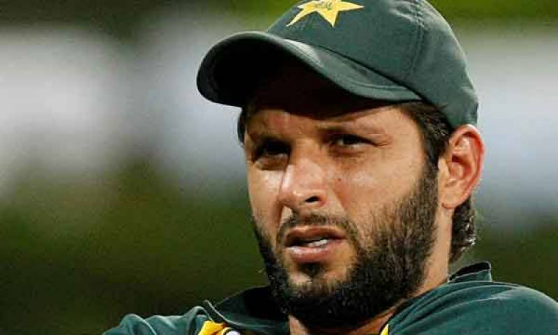 Afridi announces retirement from international cricket