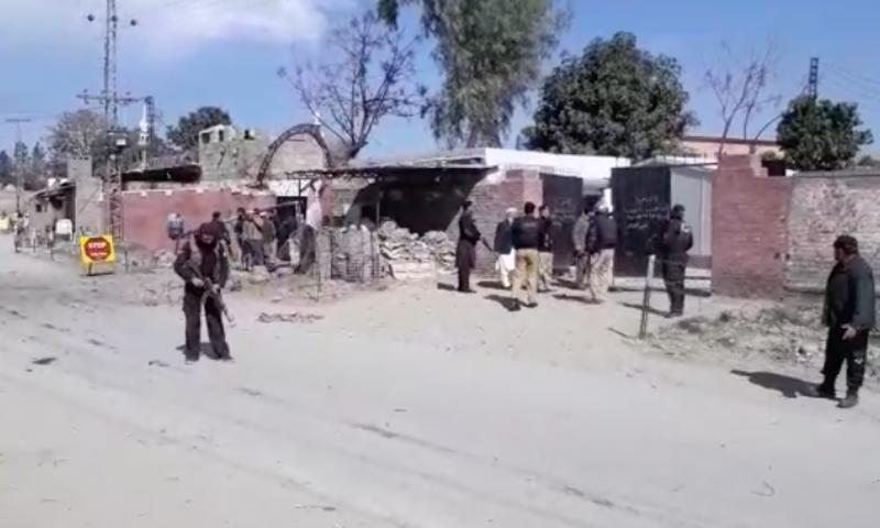Charsadda: Three blasts outside Tangi Courts leave 6 dead, several injured