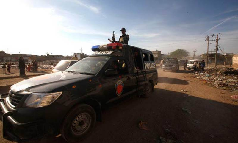 Eight suspected terrorists killed in Karachi