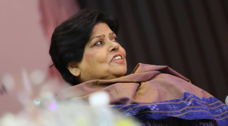 Kishwar Naheed leaves Urdu festival in Delhi for reasons