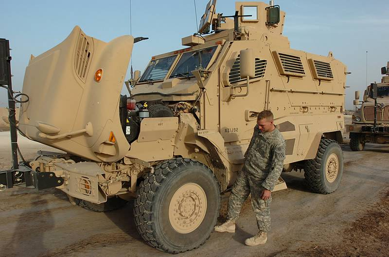 Pakistan to buy MRAP vehicles worth $35 m from USA
