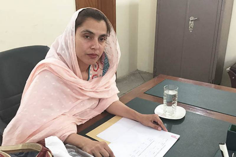 Ayesha Mumtaz appointed as DS Higher Education Punjab