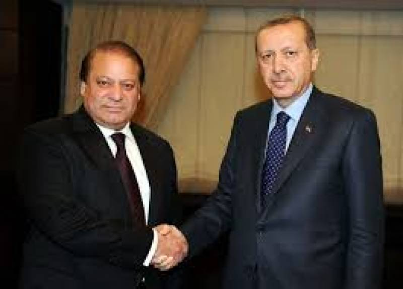 Pakistan and Turkey are striving against the same enemy, say PM Nawaz